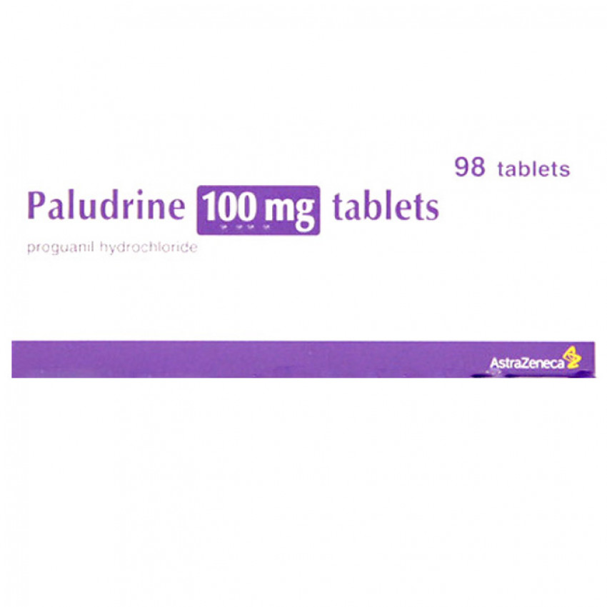 Paludrine (Proguanil) 100mg Tablets 98 (UK)