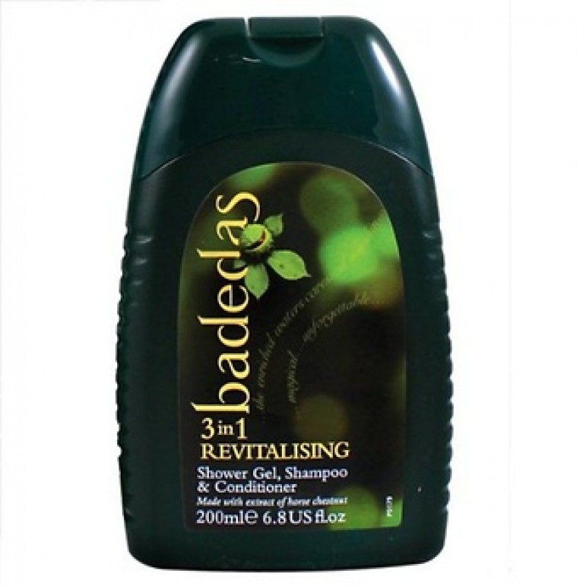 Badedas Revitalising Shower Gel 200ml