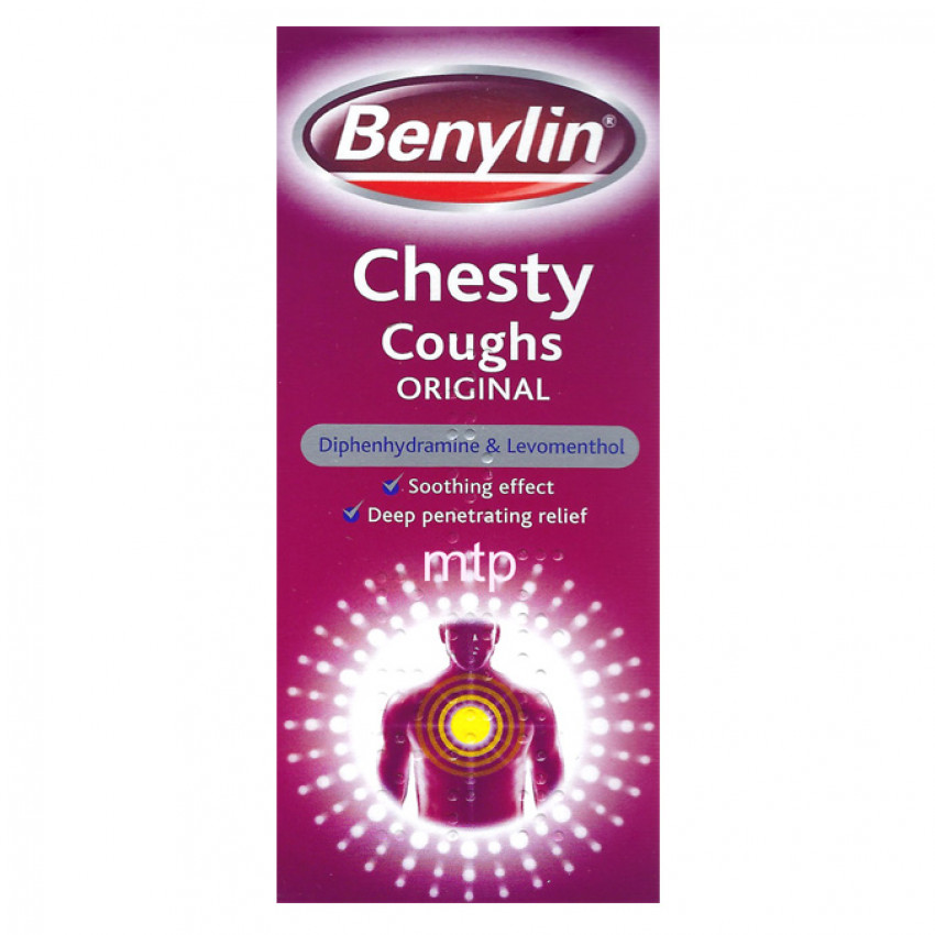 Benylin Chesty Coughs Original 150ml