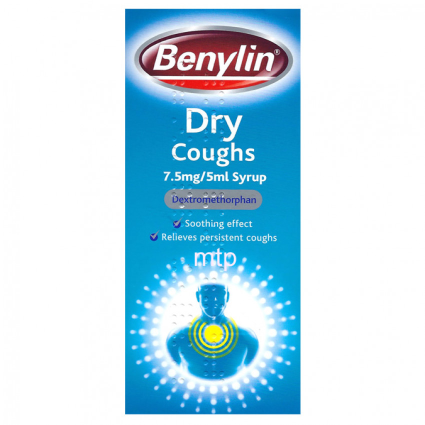Benylin Dry Coughs 150ml