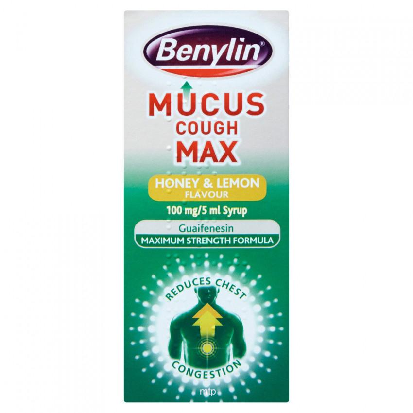 Benylin Mucus Cough Max 150ml