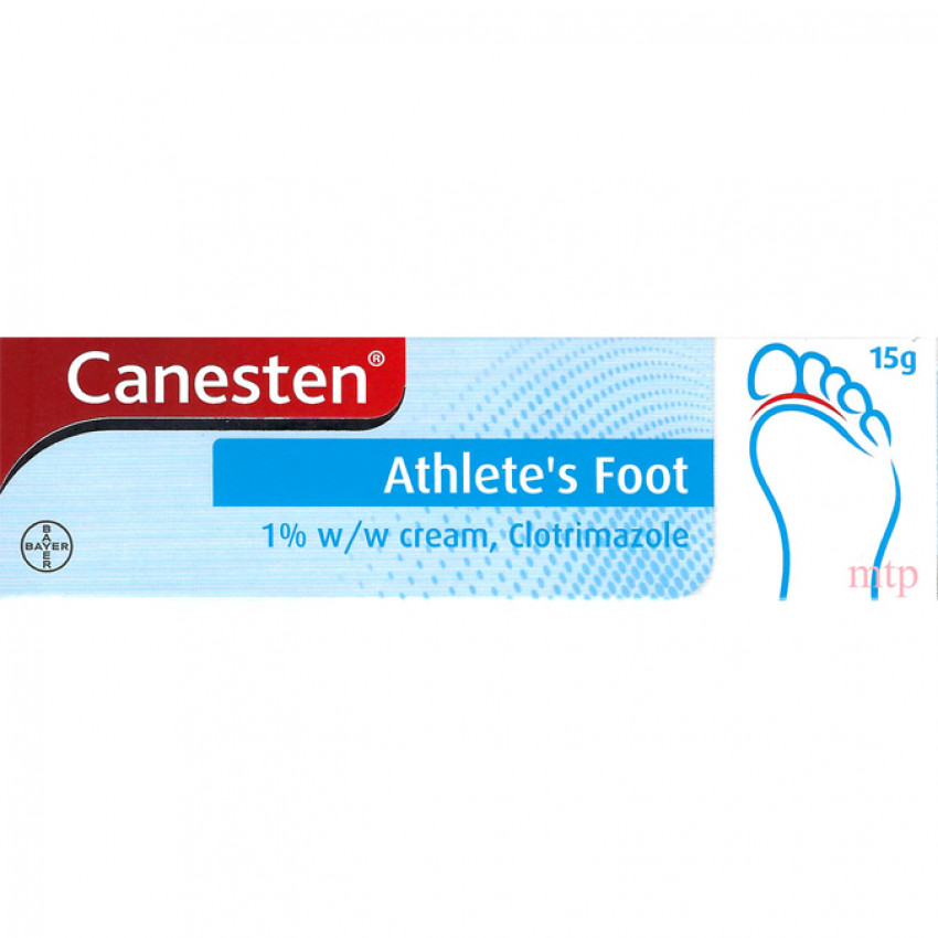 Canesten AF Dual Action Cream 15g