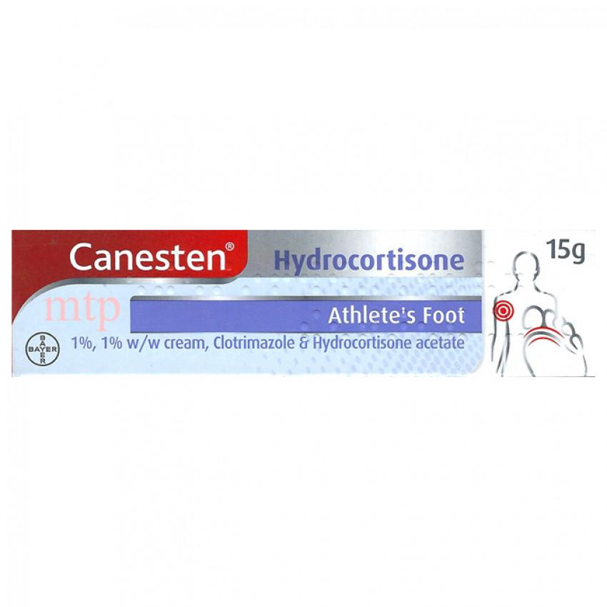 Canesten Hydrocortisone Cream 15g