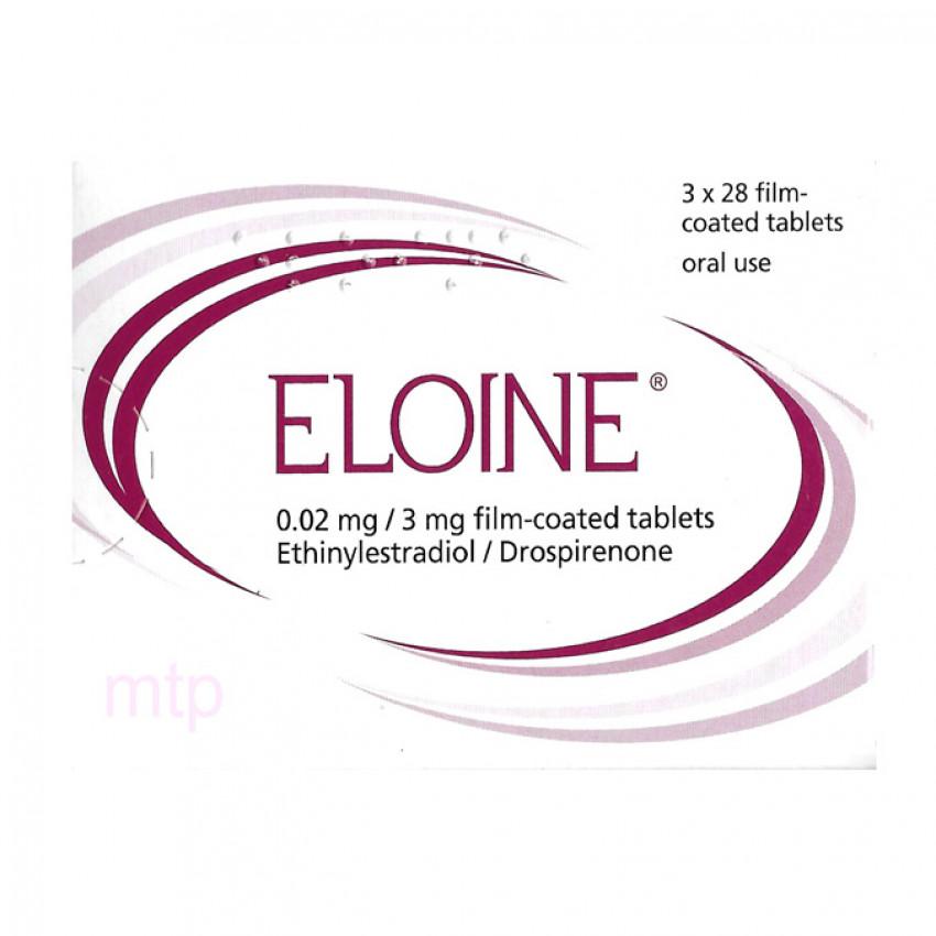 Eloine Tablets 3 month pack