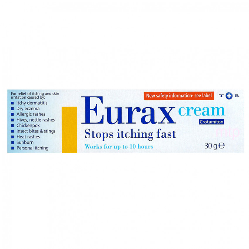 Eurax Cream 30g