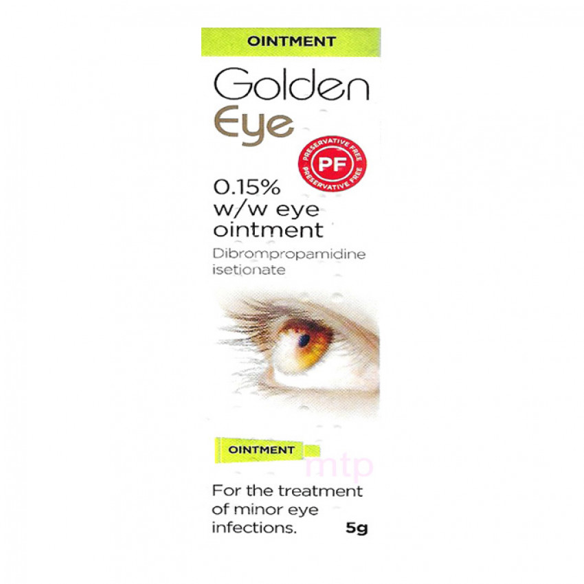 GoldenEye Eye Ointment 5g