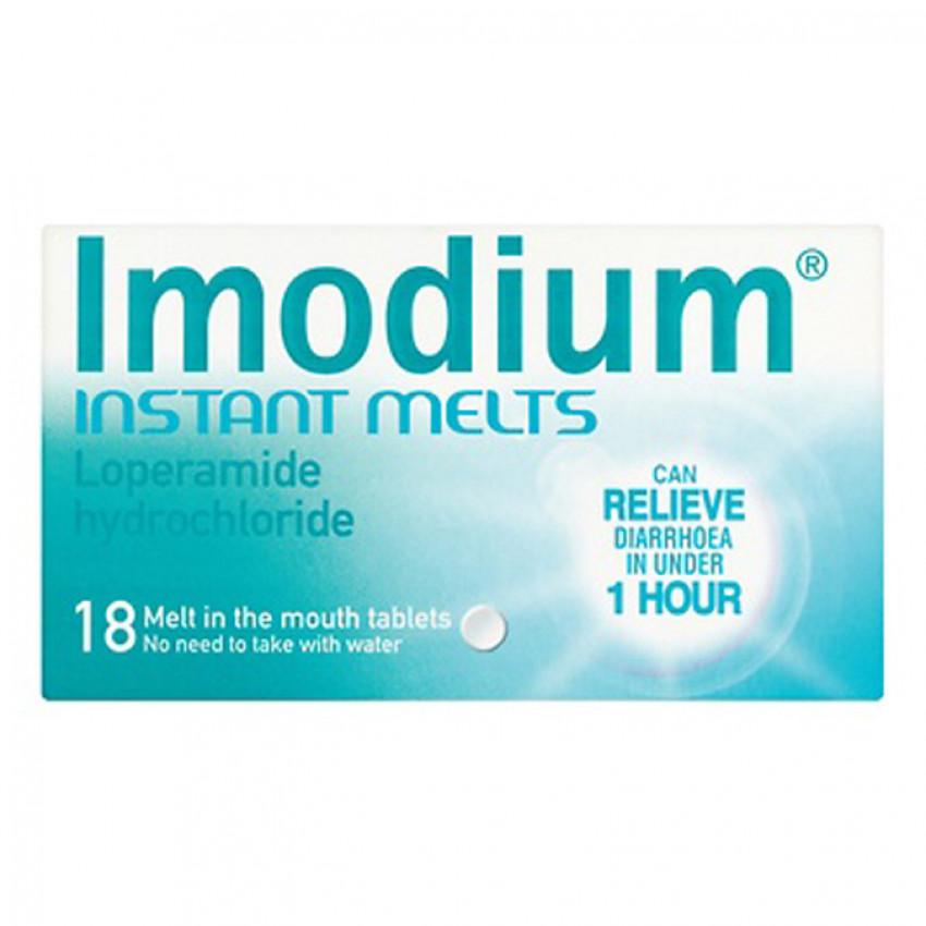 Imodium Instant Melts 18