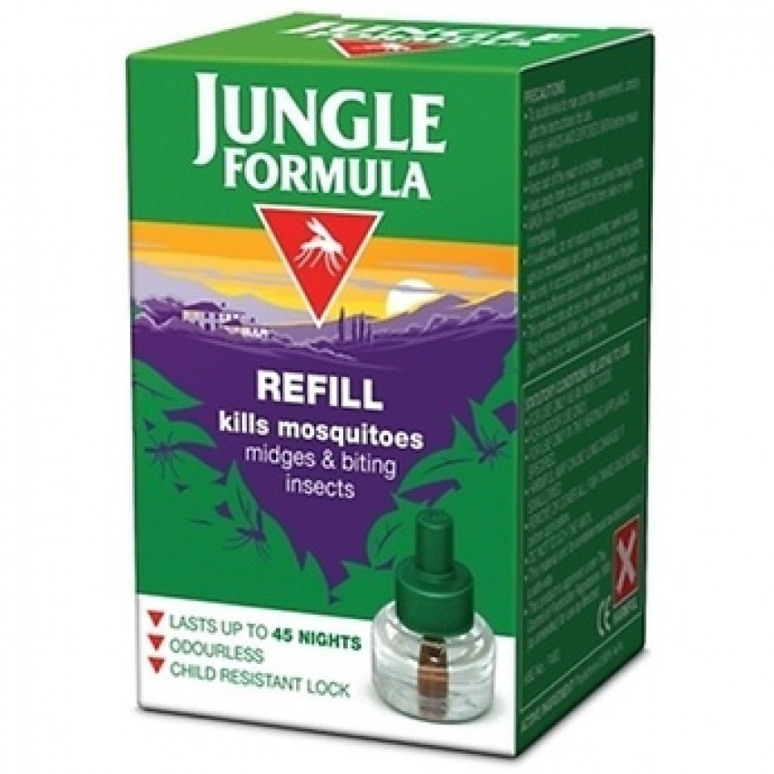 Jungle Formula Plug-In Mosquito Killer