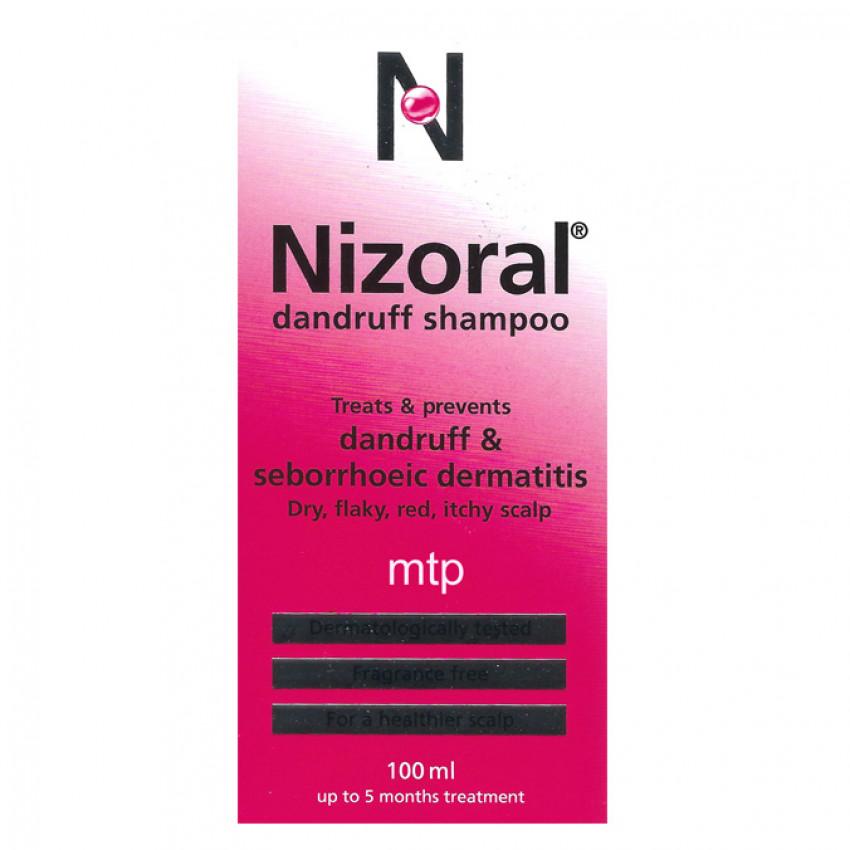 Nizoral Anti-Dandruff Shampoo 100ml