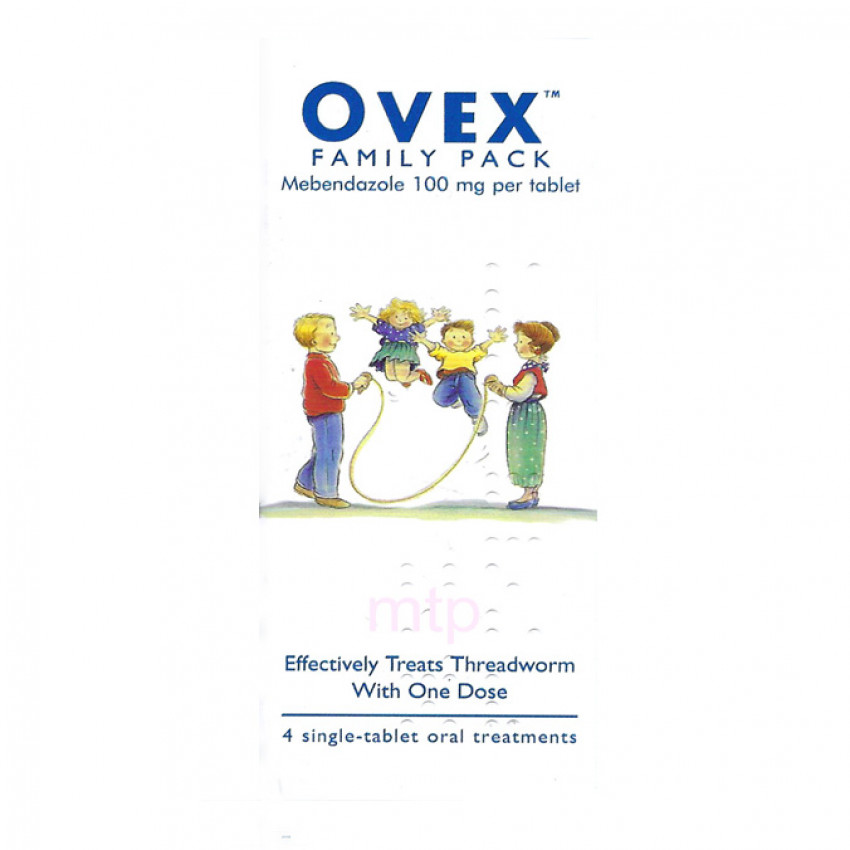 Ovex Family Pack 4