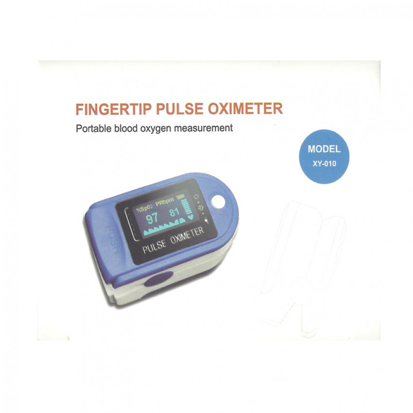 Pulse Oximeter Finger Oxygen Measurement Device