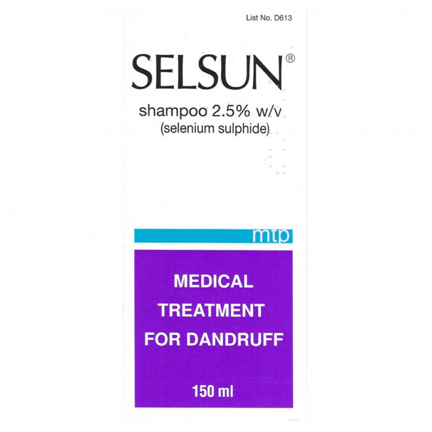 Selsun Shampoo 150ml