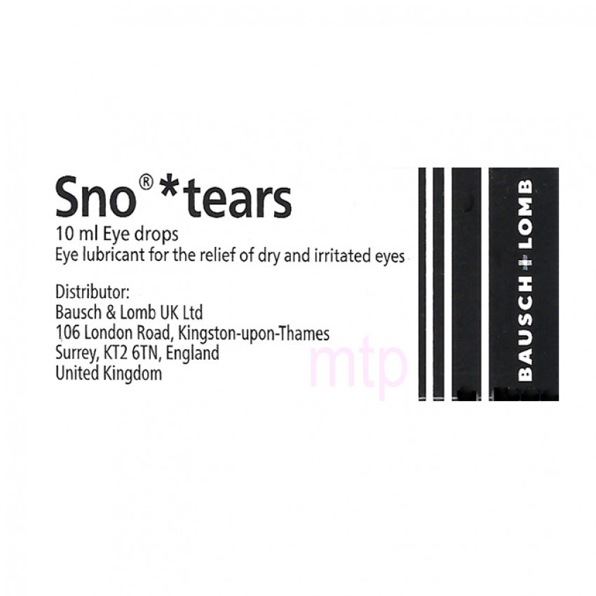 Sno Tears 10ml