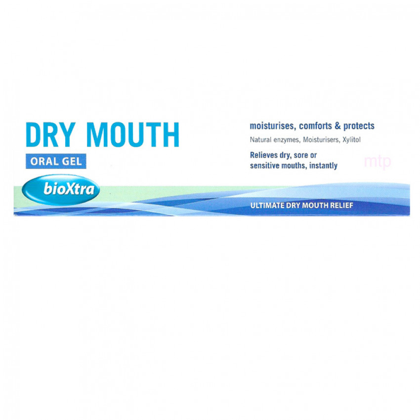 BioXtra Mouth Moisturising Gel 40ml