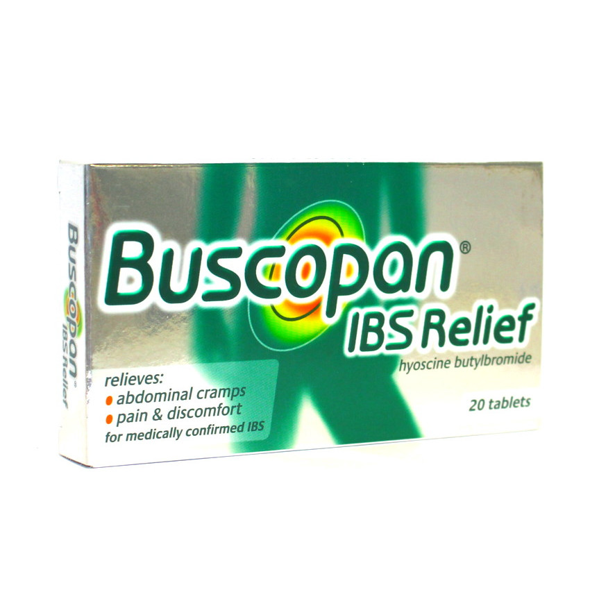 Buscopan IBS Relief Tablets 20