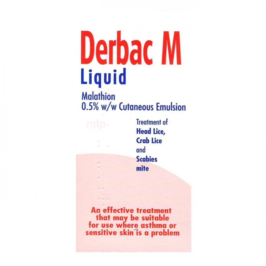 Derbac M Liquid 200ml