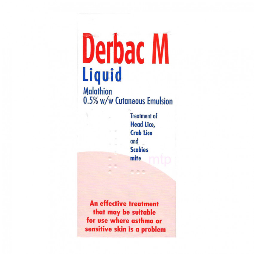 Derbac M Liquid 50ml
