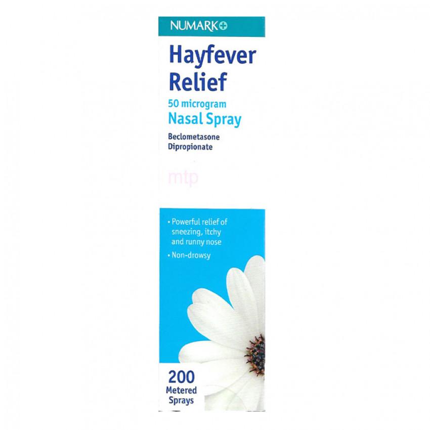 Beclometasone Hayfever Relief Nasal Spray 200 Sprays