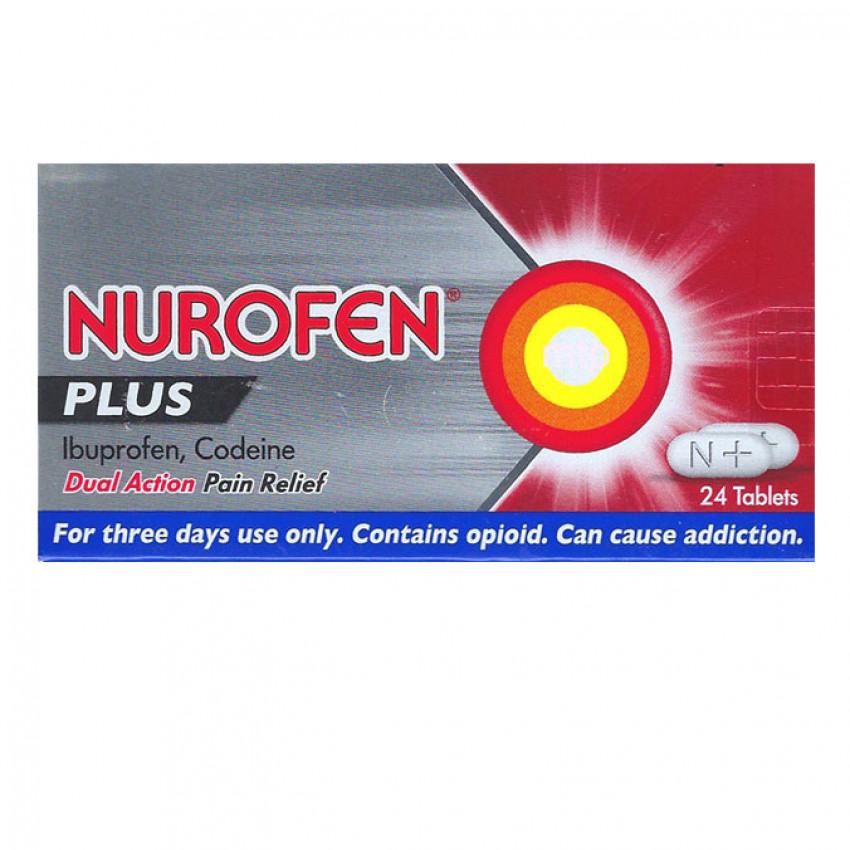 Nurofen Plus Tablets 24