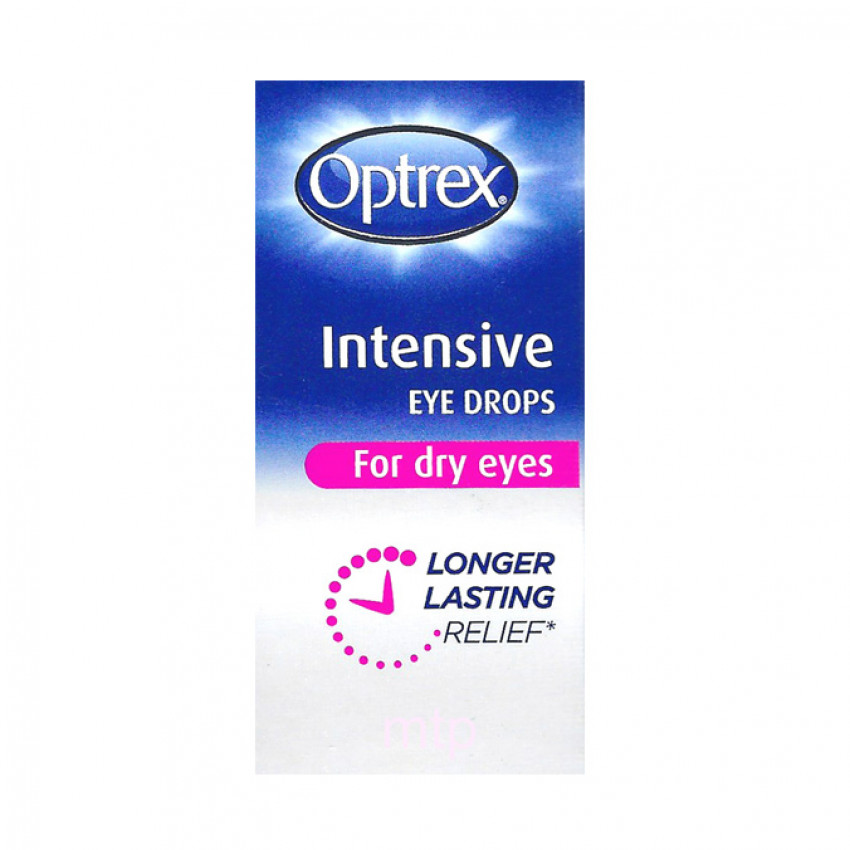 Optrex Intensive Dry Eye Drops 10ml