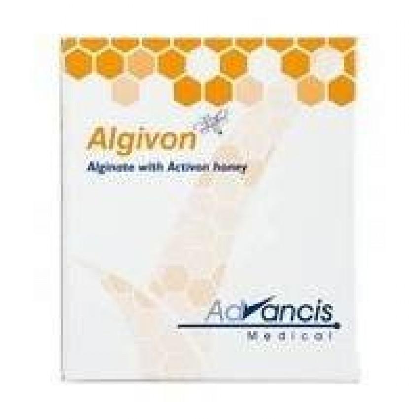 Algivon Alginate dressing CR3831 5cm x 5cm Pack of 5