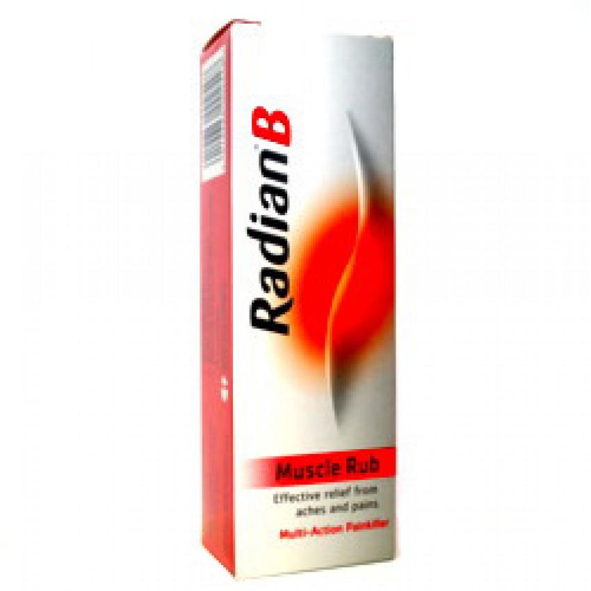 Radian B Muscle Rub 100g