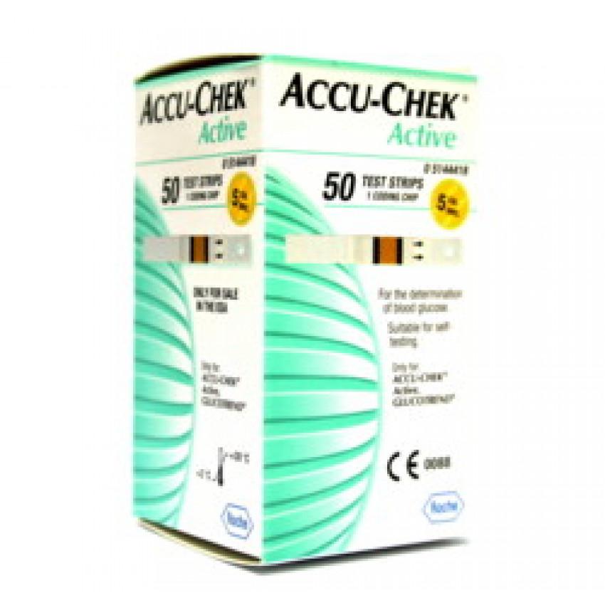 Accu-Chek Active Test Strips 50