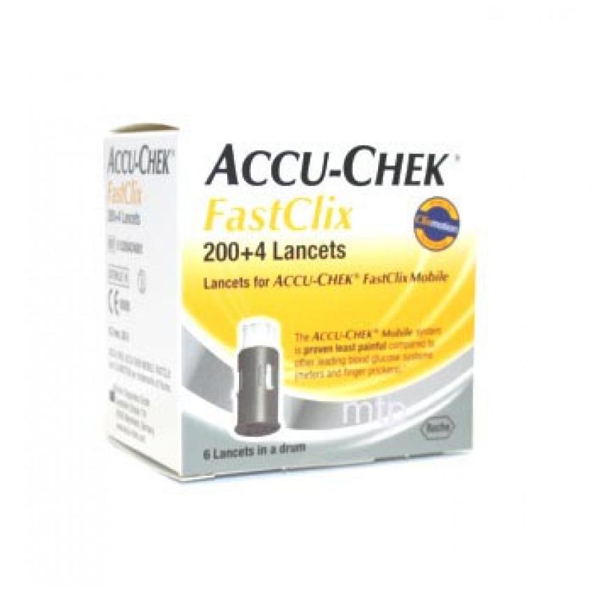 Fastclix Lancets 204