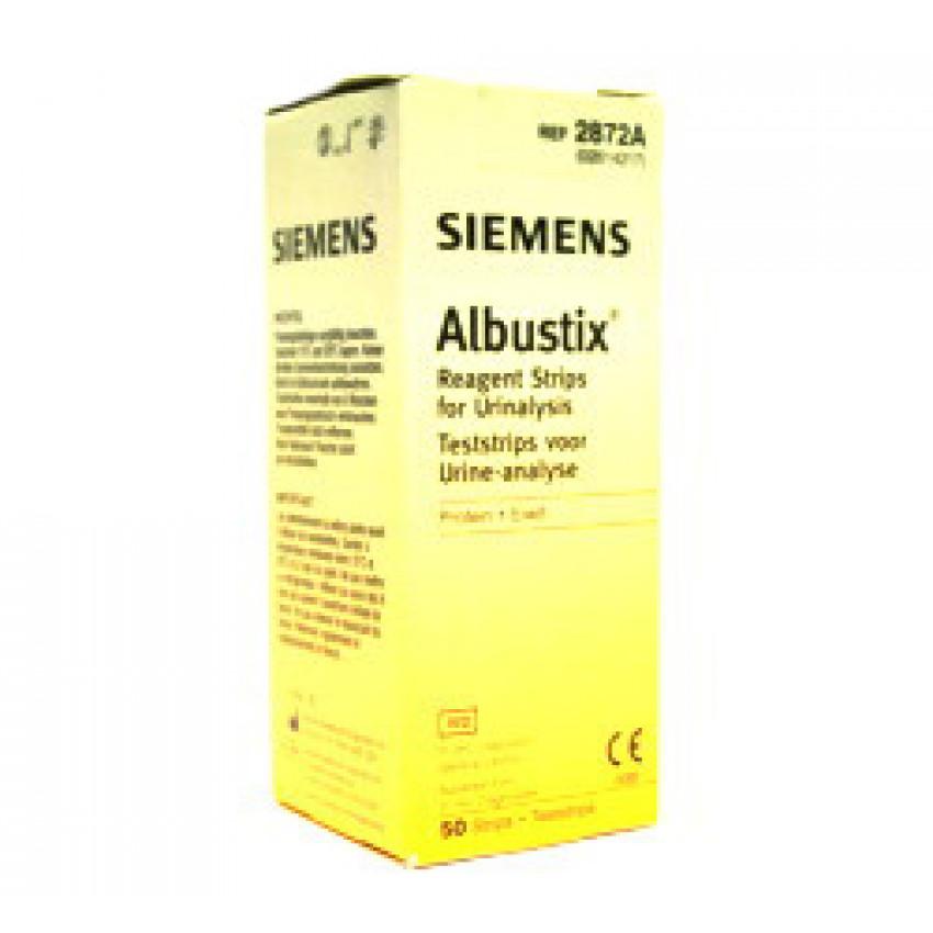 Albustix Reagent Strips 50