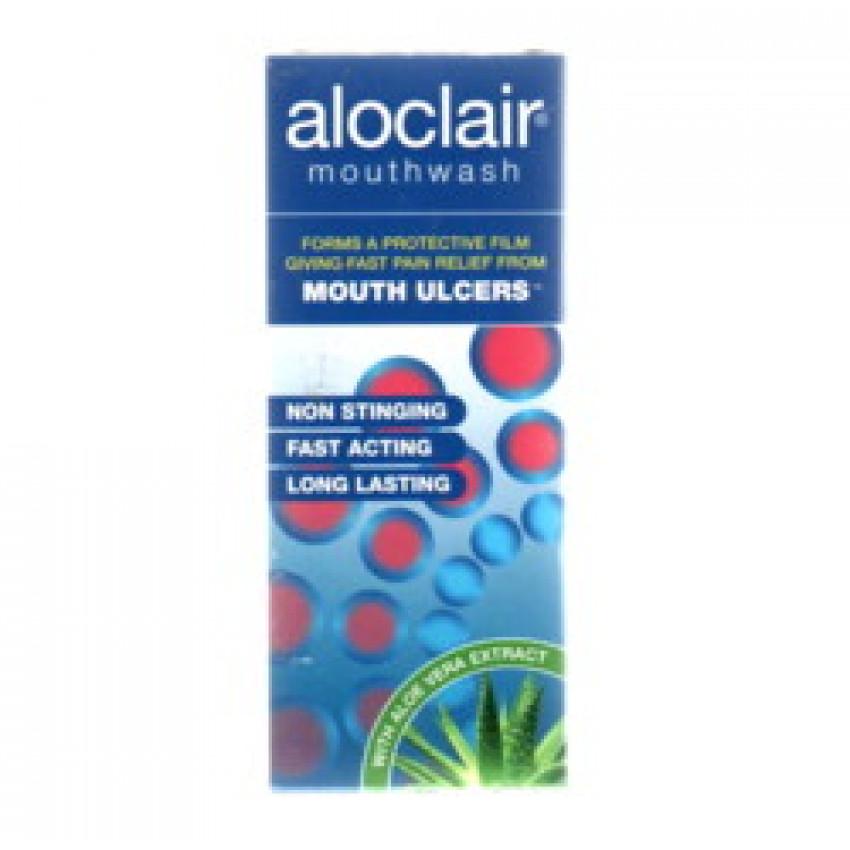 Aloclair Mouthwash 60ml