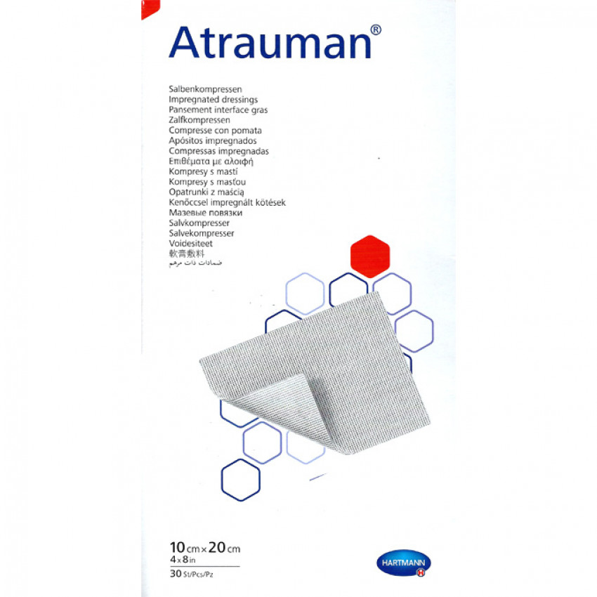 Atrauman Dressing 10cm x 20cm (499536) Pack of 30