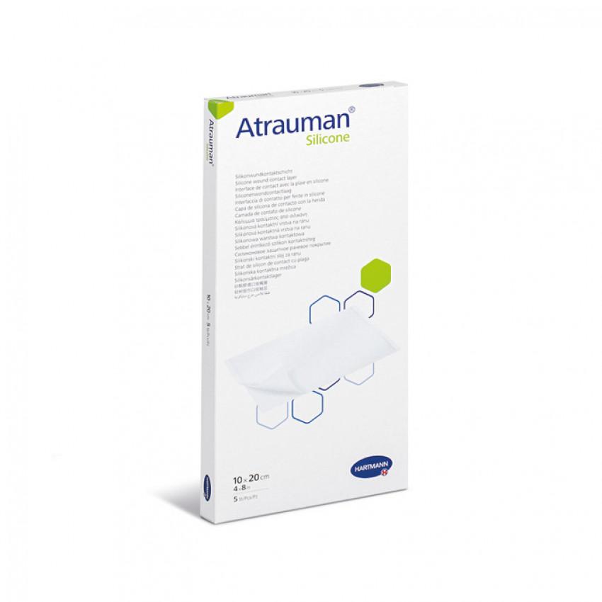 Atrauman Silicone Dressing 10cm x 20cm (499563) Pack of 5