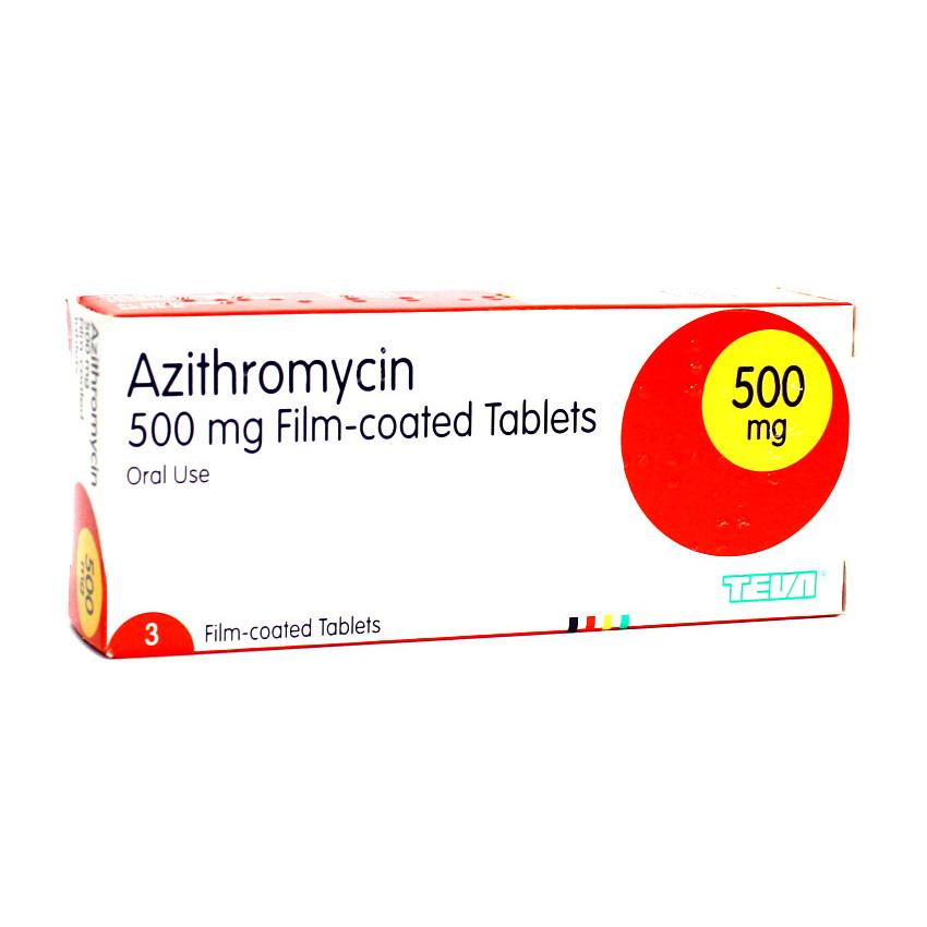 Azithromycin 500mg Tablets 2