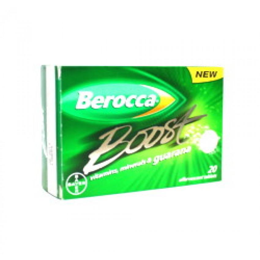 Berocca Boost Effervescent Tablets 20