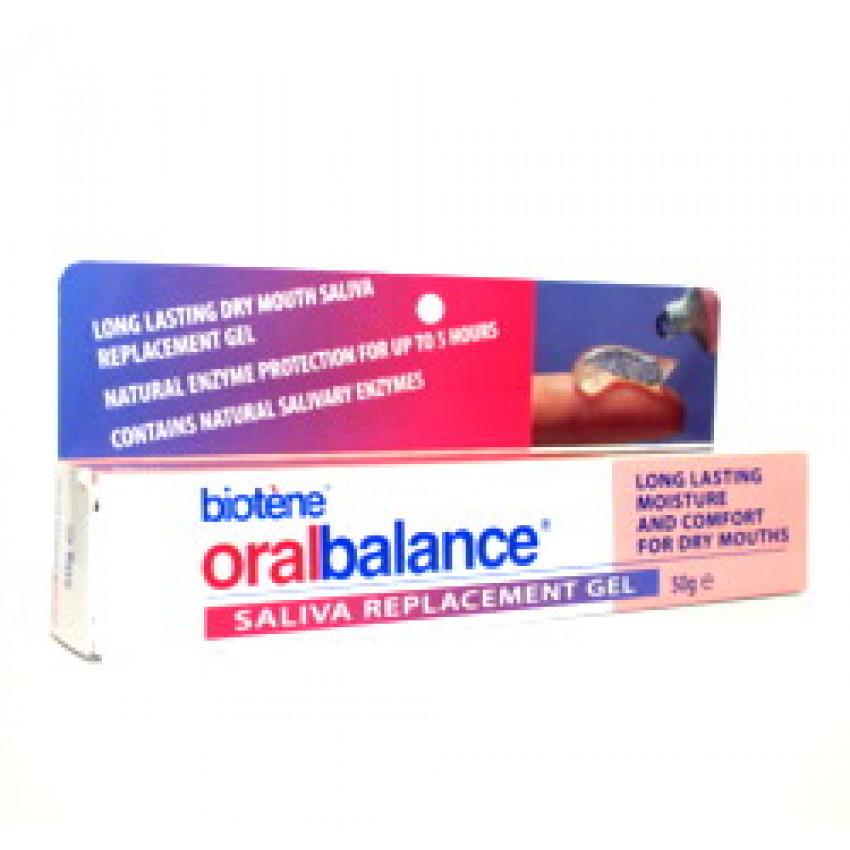 Biotene Oralbalance Saliva Replacement Gel 50g