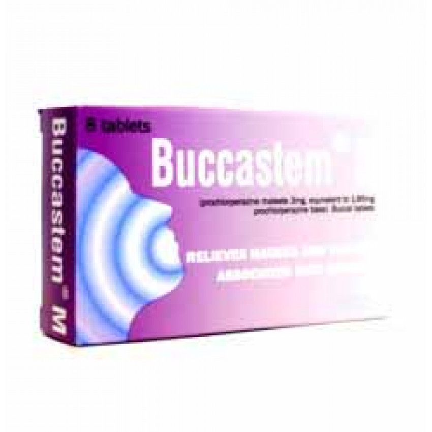 Buccastem M Tablets 8
