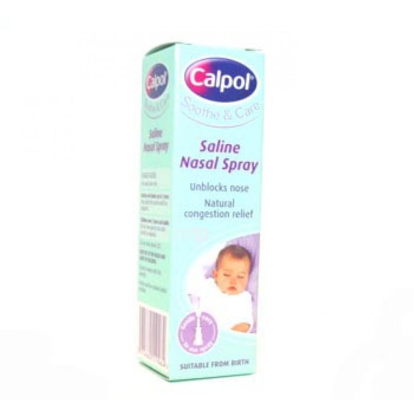 Calpol Saline Nasal Spray 15ml