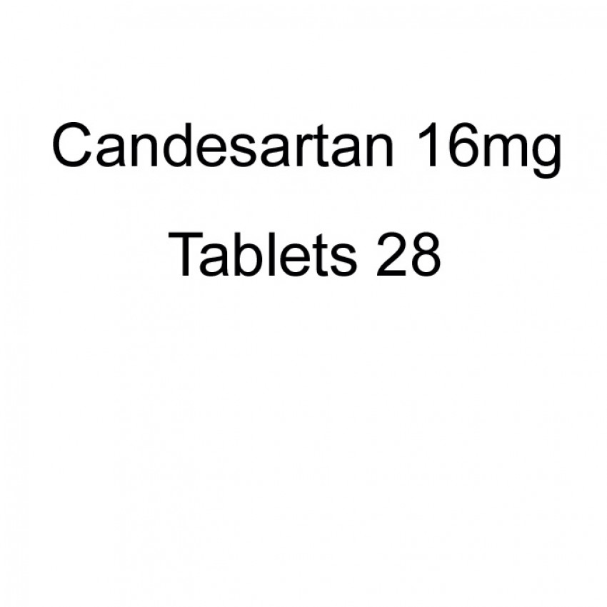 Candesartan 16mg Tablets 28 UK