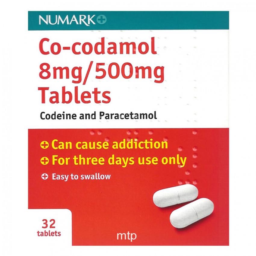 Co-codamol Tablets 32