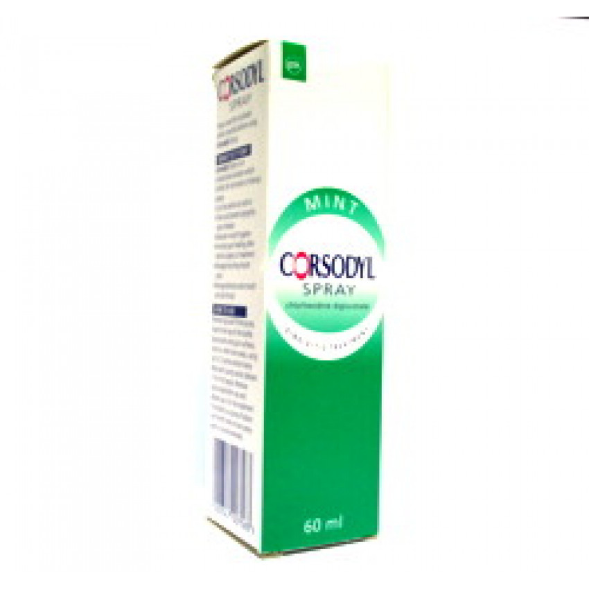 Corsodyl Spray 60ml