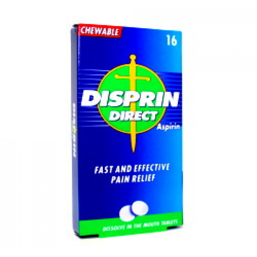 Disprin Direct Tablets 16