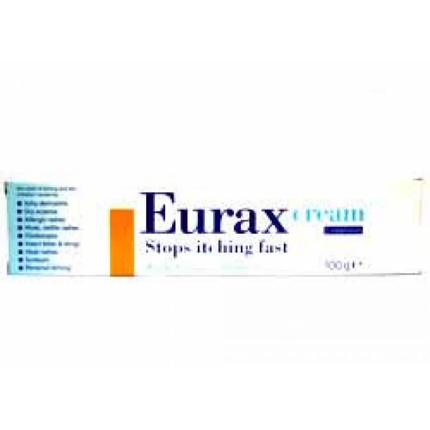 Eurax Cream 100g