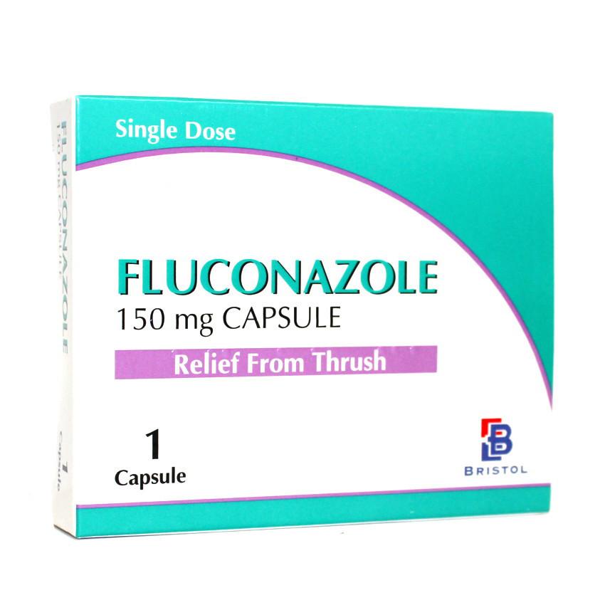 Fluconazole 150mg Capsule 1