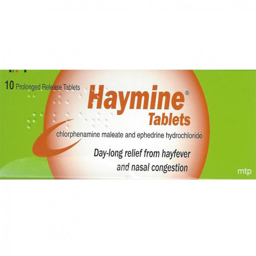 Haymine Tablets 10