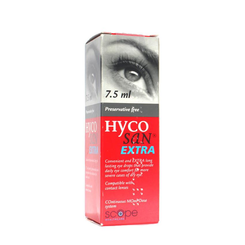 Hycosan Extra Eye Drops 7.5ml