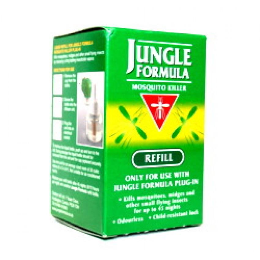 Jungle Formula Refill Mosquito Killer for Plug-In 35ml