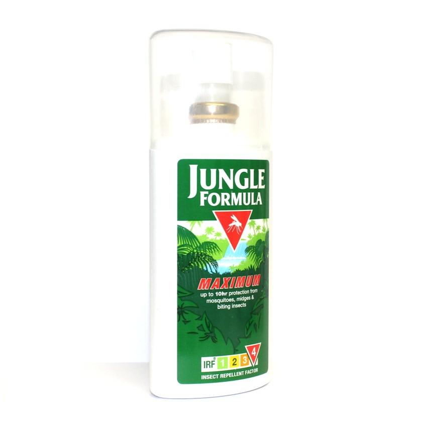Jungle Formula Insect Repellent Maximum Pump Spray 75ml