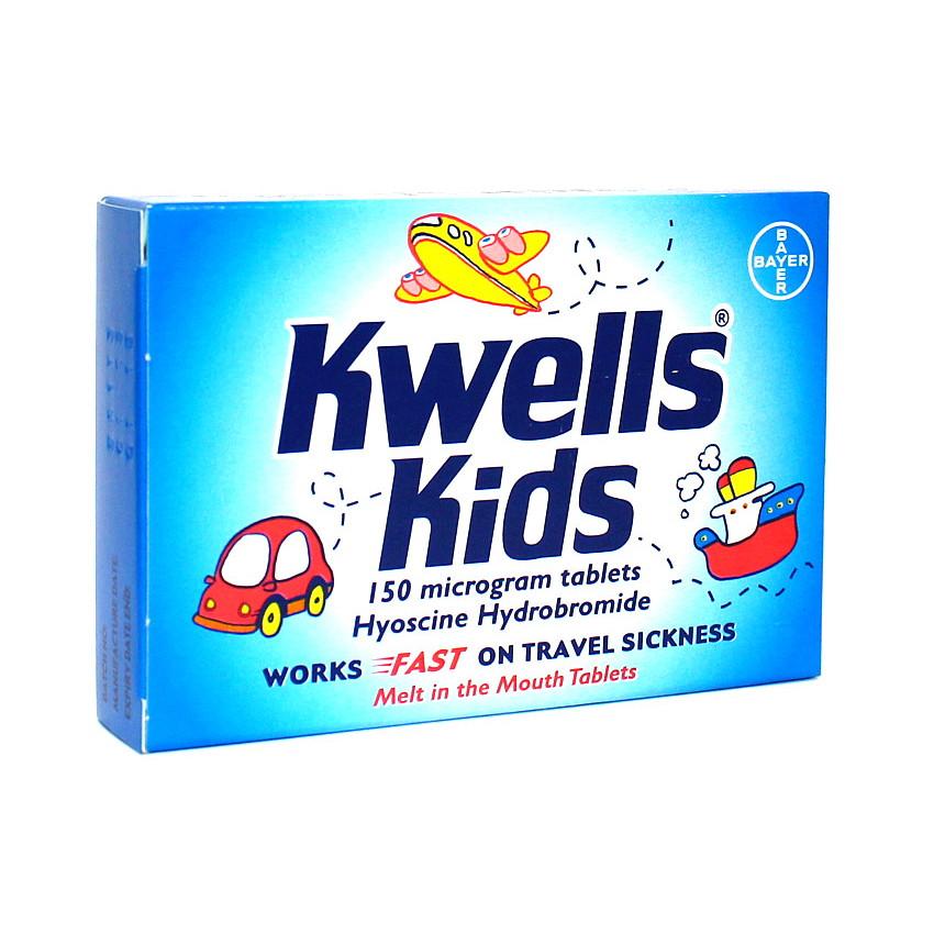 Kwells Kids Tablets 12