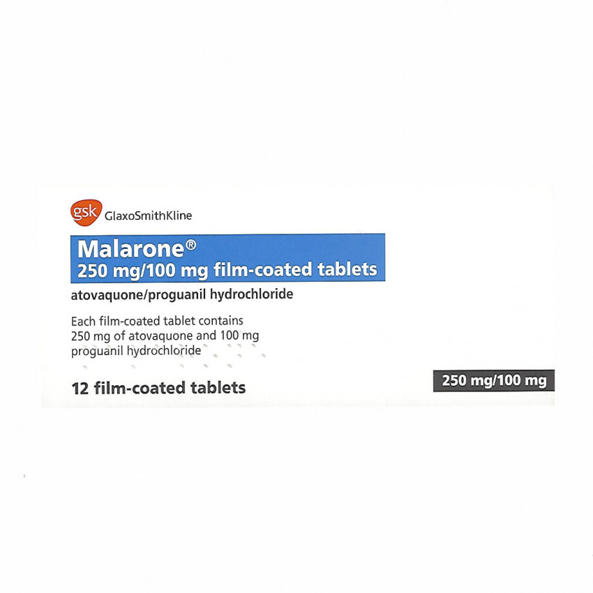 Malarone Tablets (UK)
