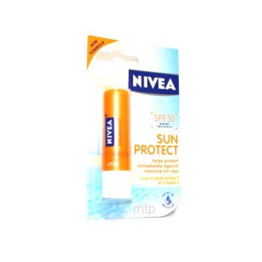 Nivea Lip Care Sun Protect SPF 30 4.8g